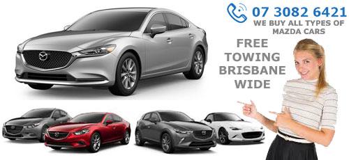 Cash For Mazda Cars Brisbane