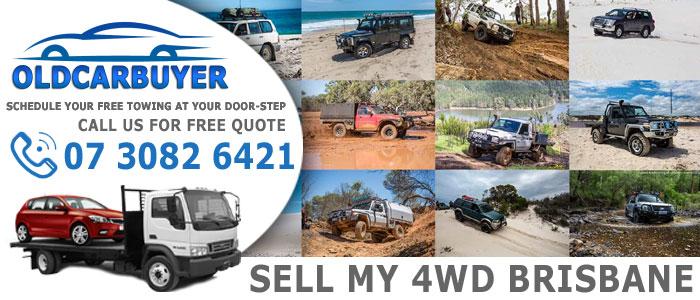 Sell My 4WD Brisbane