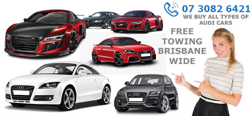 Cash For Audi Cars Brisbane