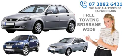 Cash For Daewoo Cars Brisbane