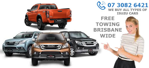 Cash For Isuzu Cars Bisbaner