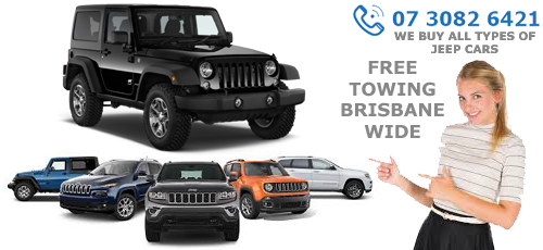 Cash For Jeep Cars Brisbane