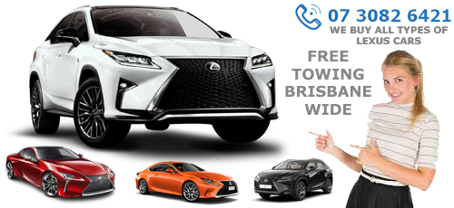 Cash For Lexus Cars Brisbane