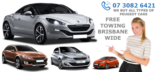 Cash For Peugeot Cars Brisbane