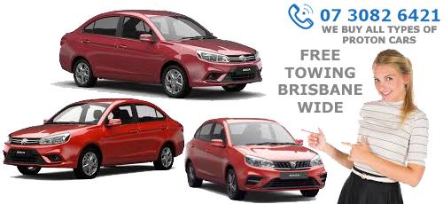 Cash For Proton Cars Brisbane