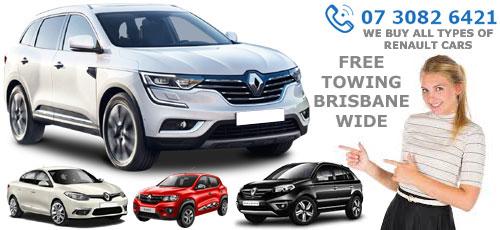Cash For Renault Cars Brisbane